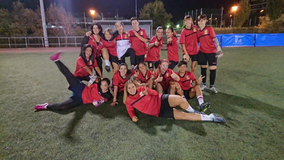 """CRÓNICA / Femenino A – """"Partido muy luchado y con mucho orgullo, todo gracias al trabajo de los entrenamientos"""""""