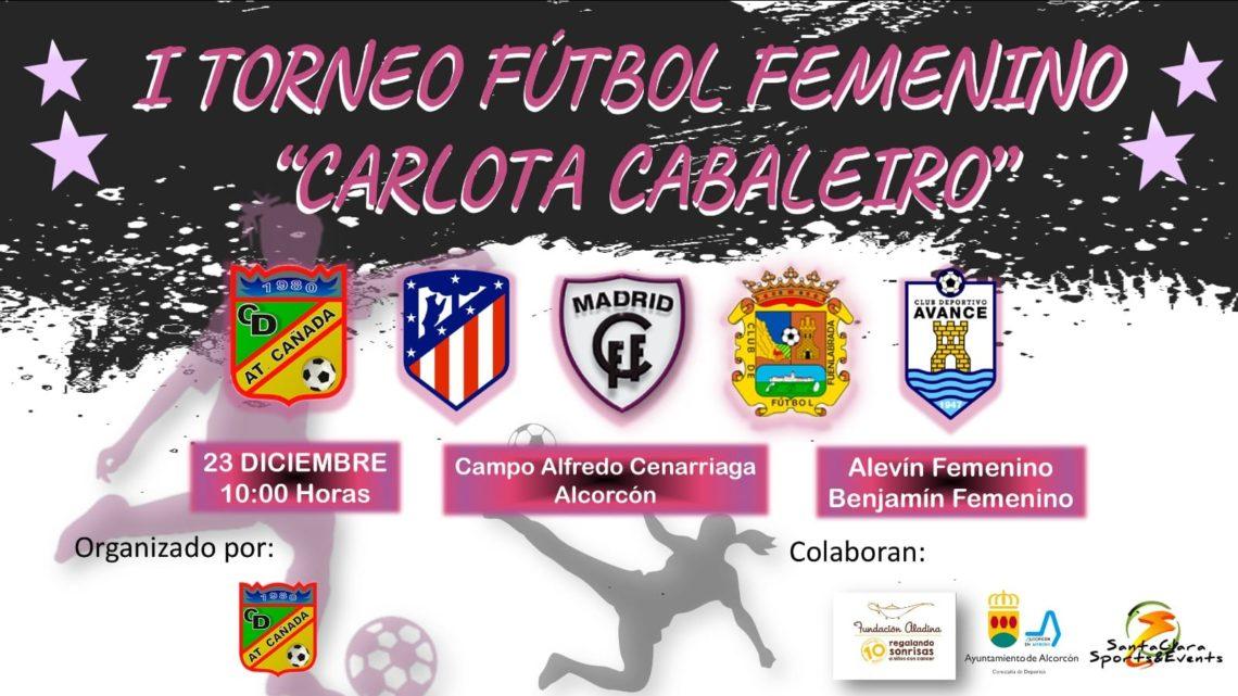 """I Torneo de Fútbol Femenino """"Carlota Cabaleiro"""""""