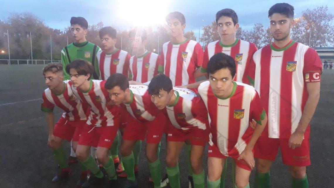 """JUVENIL """"B"""" / ¡Gran victoria de nuestros juveniles!"""