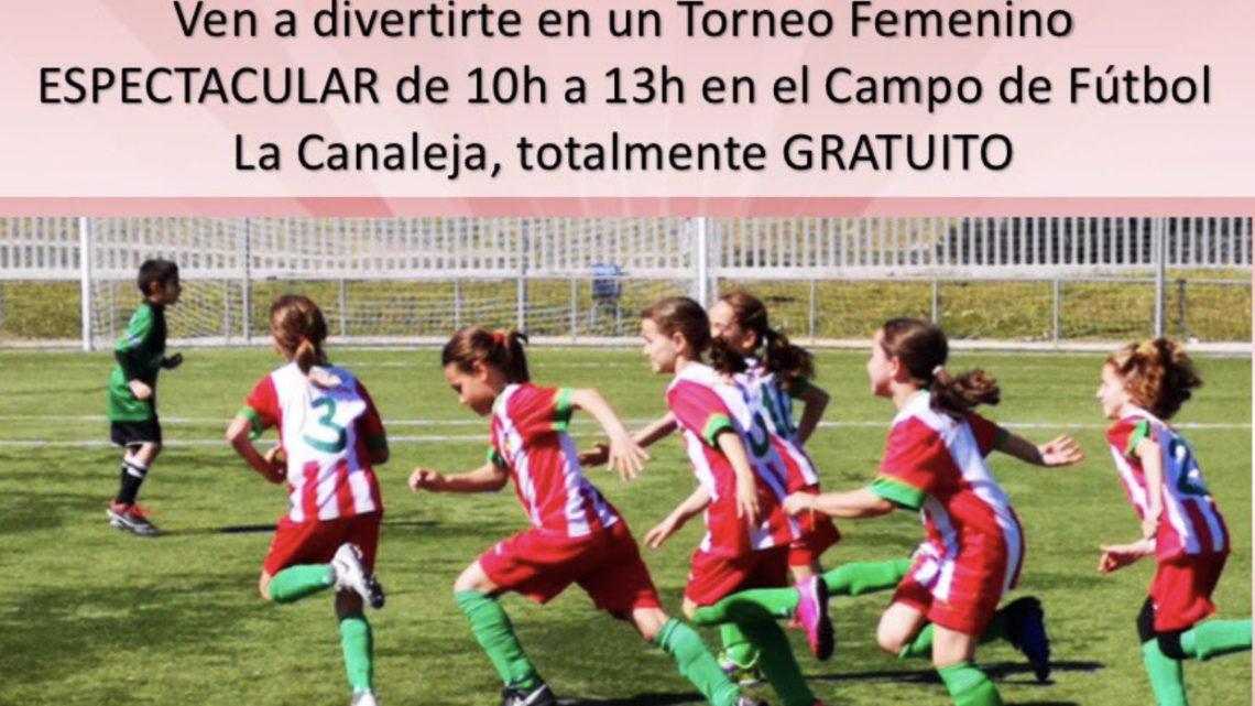 Música, sorteos y sobre todo mucho fútbol en el III Torneo de Fútbol Femenino del próximo 1 de mayo