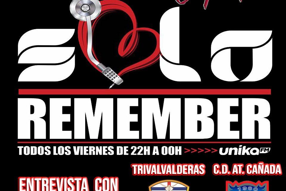 El cuerpo técnico del Atlético Cañada estará este viernes en Unika FM