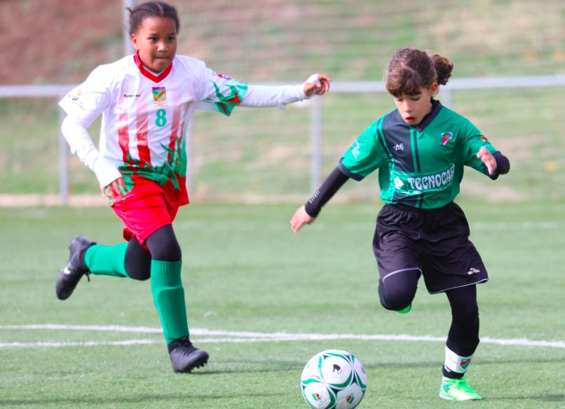 """El Alevín """"A"""" suma tres puntos este fin de semana en un partido en el que nuestras chicas estuvieron subliminales"""