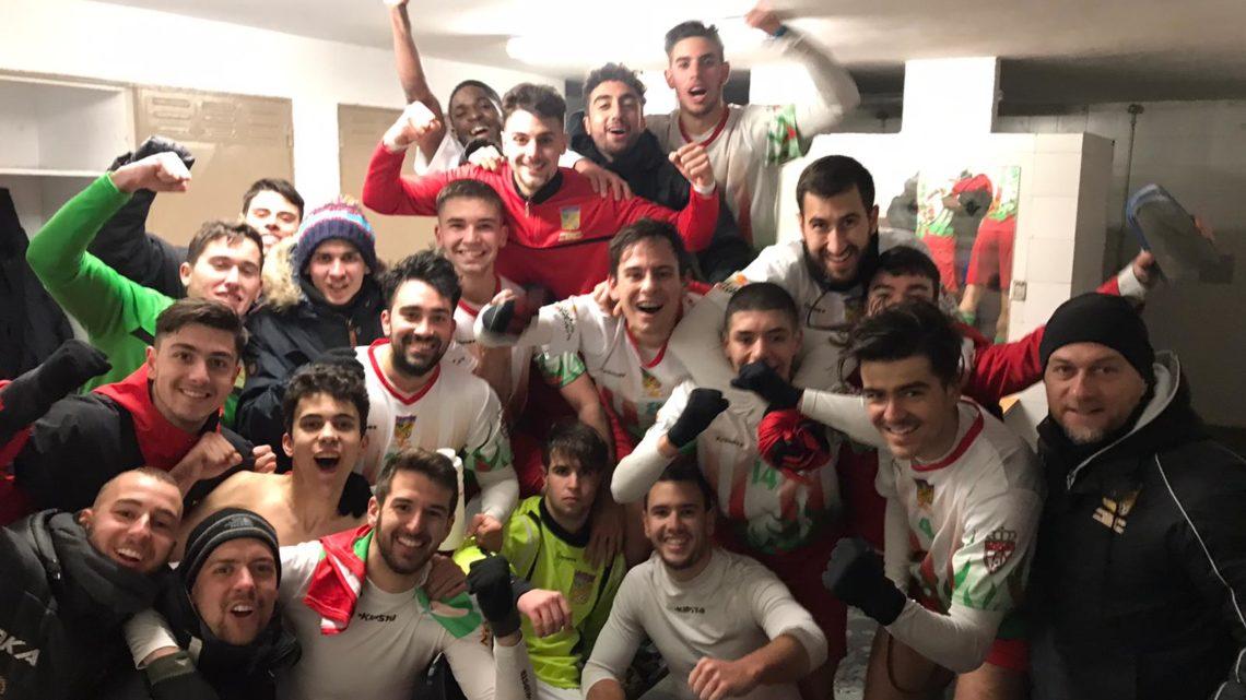 El Primer Equipo gana el derbi y se coloca en posiciones de ascenso