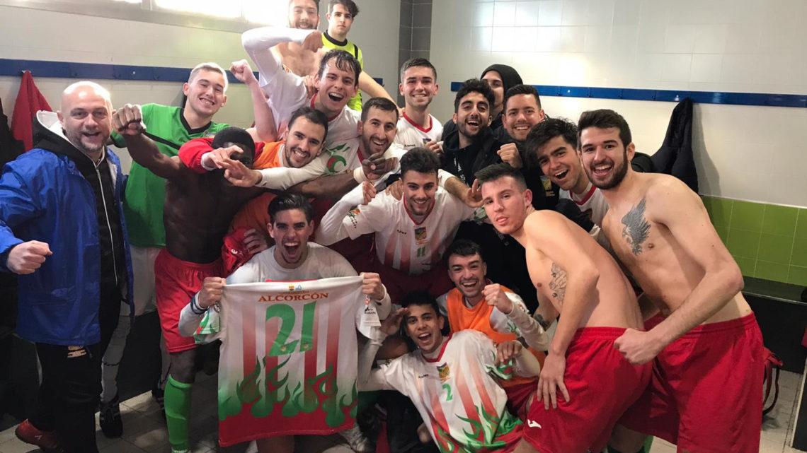 El Primer Equipo suma su cuarta victoria consecutiva y se coloca tercero