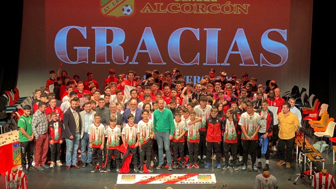 Más de 250 personas celebran el 40 Aniversario del Atlético Cañada