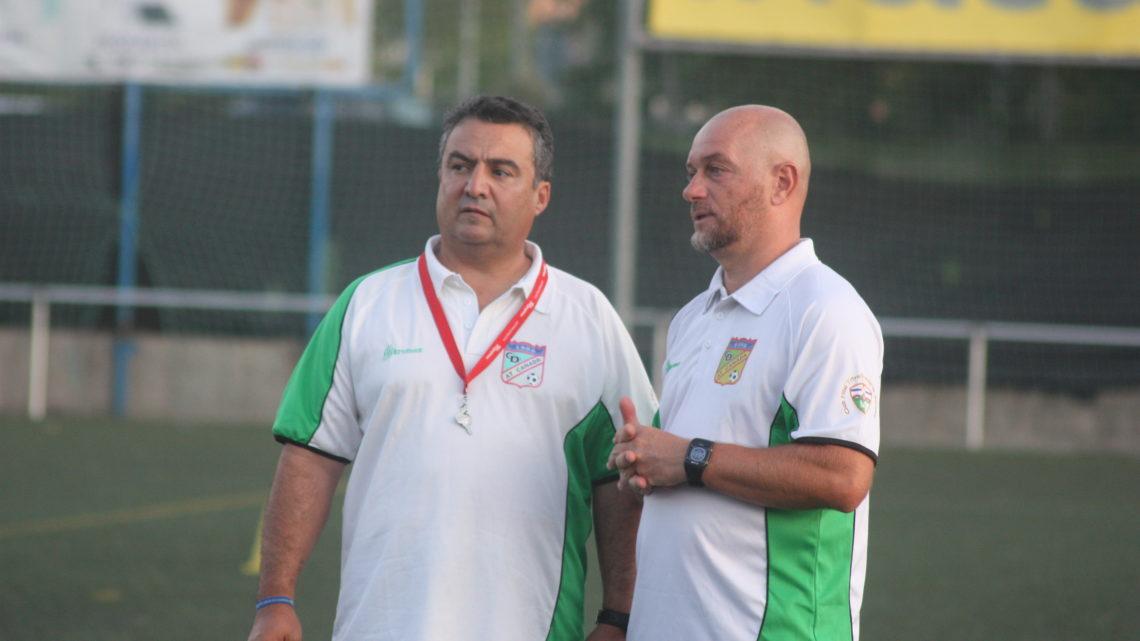 """Miguel Ángel Núñez, entrenador del Primer Equipo: """"El equipo está recogiendo los frutos del buen trabajo que realiza en cada entrenamiento"""""""