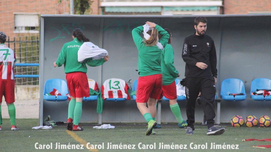 """Jorge Carracedo, coordinador del Atlético Cañada: """"En este deporte hay que tener mucha empatía"""""""