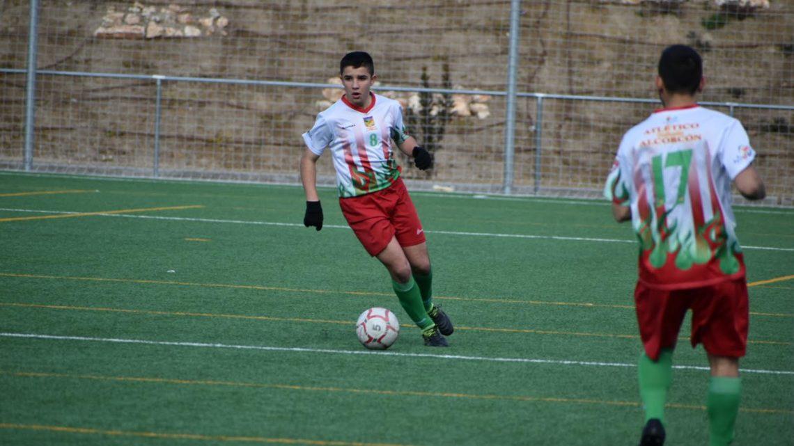 """Guillermo, jugador del Juvenil A: """"Da igual hasta dónde llegue, sólo quiero jugar al fútbol"""""""