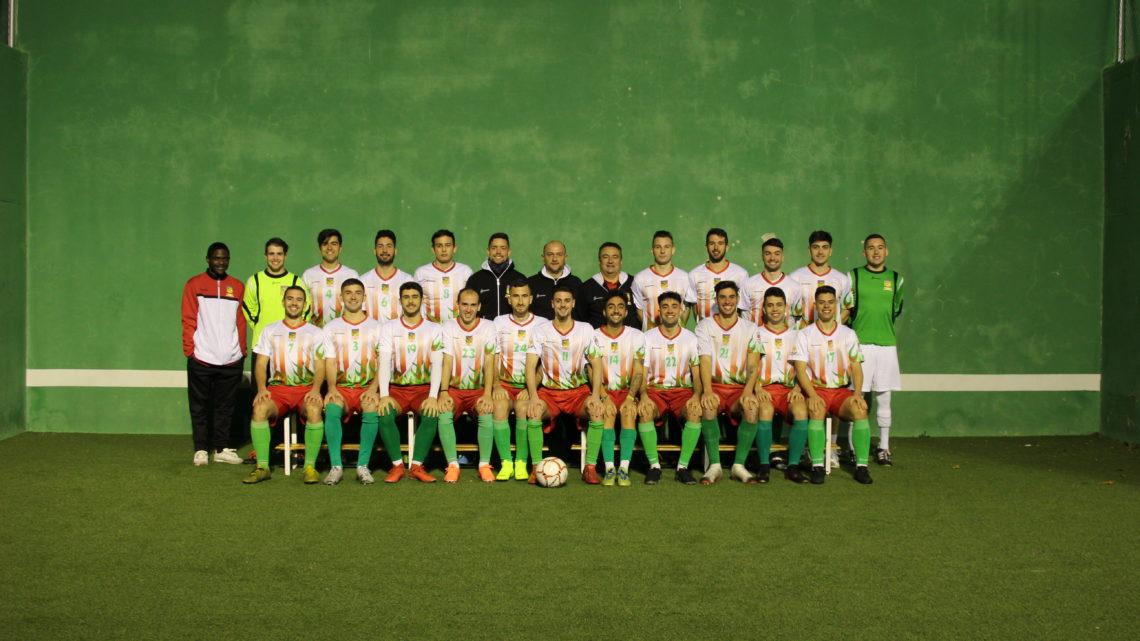 """Ayuso, capitán del Primer Equipo: """"Afrontamos con muchas ganas la Primera Regional"""""""