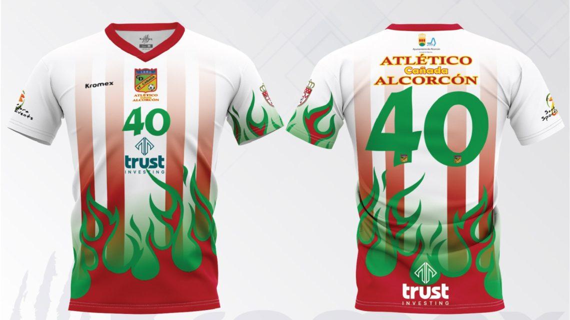 Trust Investing, nuevo patrocinador del Atlético Cañada