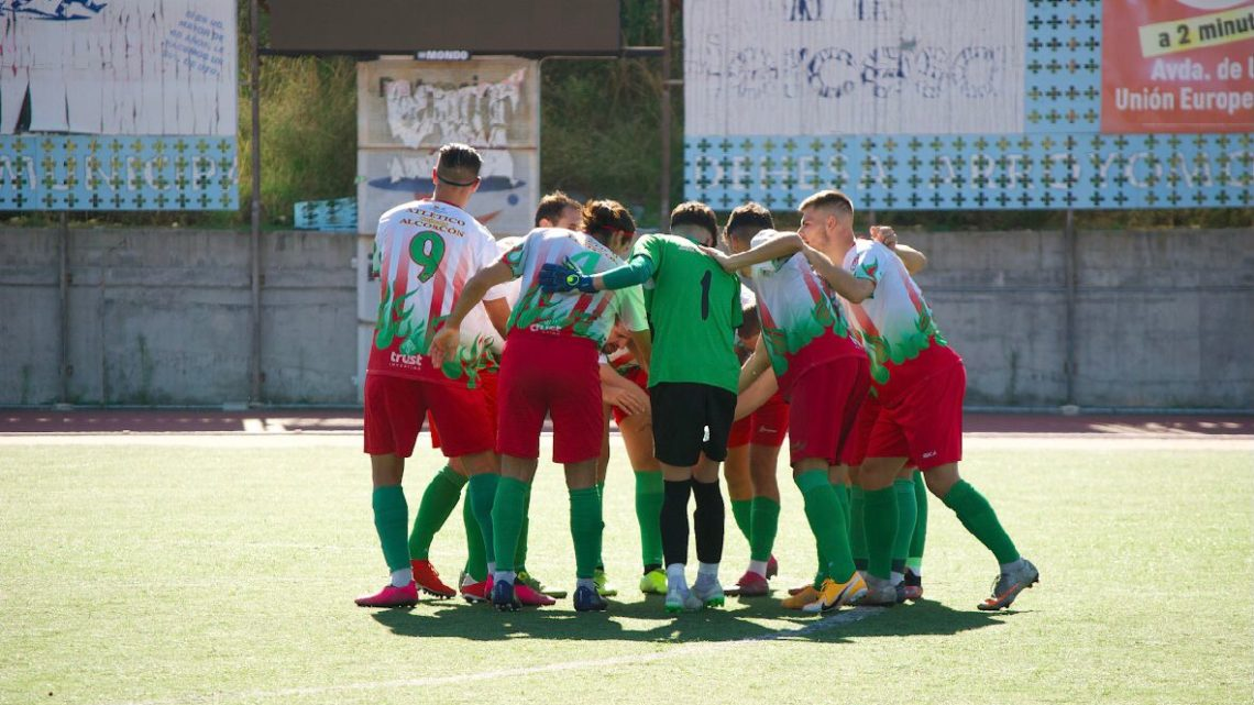 El Primer Equipo suma una nueva victoria tras ganar al Arroyomolinos
